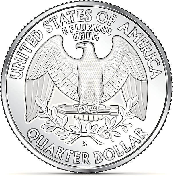 Best Quarter Illustrations, Royalty.