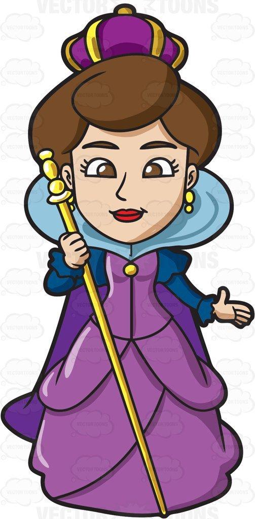 Cartoon queen clipart 2 » Clipart Portal.