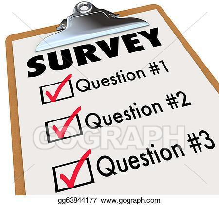 Survey questionnaire clipart 5 » Clipart Portal.