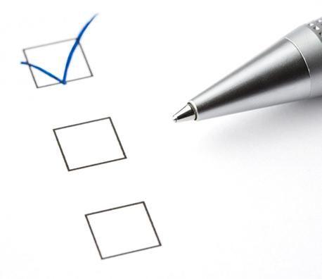 Planners Questionnaire.
