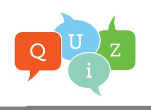 Free Quiz Clipart.