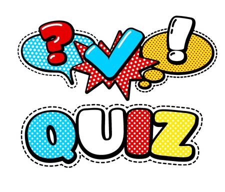 15,085 Quiz Cliparts, Stock Vector And Royalty Free Quiz Illustrations.