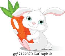 Rabbit Clip Art.