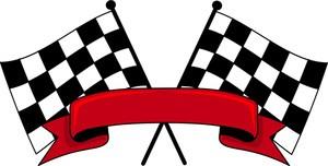 Free clipart racing flags 1 » Clipart Portal.