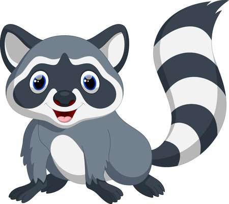 Racoon Clipart Free Download Clip Art.