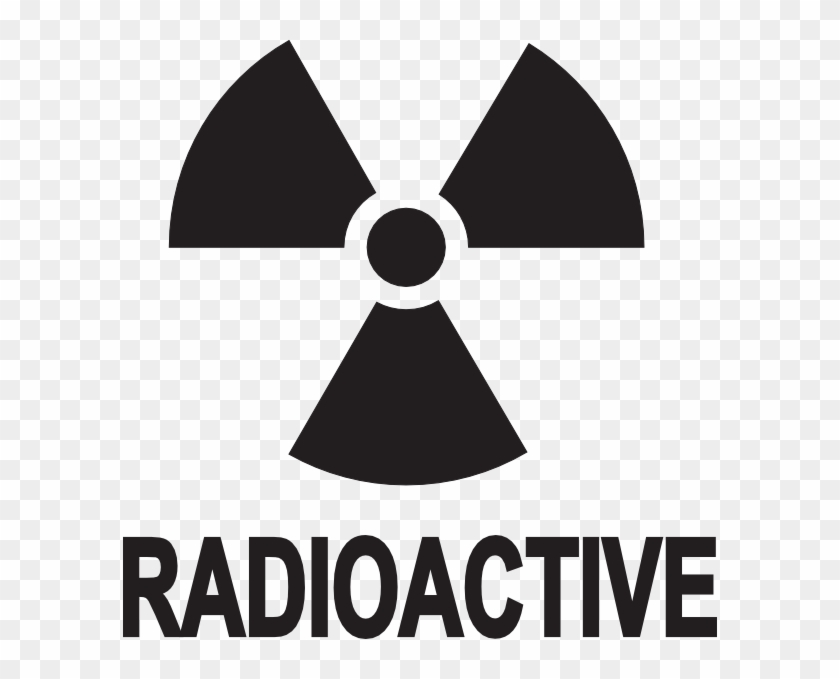 Radioactive Symbol Clip Art At Clker.