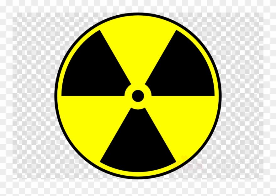 Download Toxic Logo Clipart Radioactive Decay Hazard.