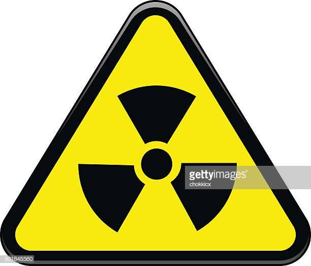 60 Top Radioactive Warning Symbol Stock Illustrations, Clip art.