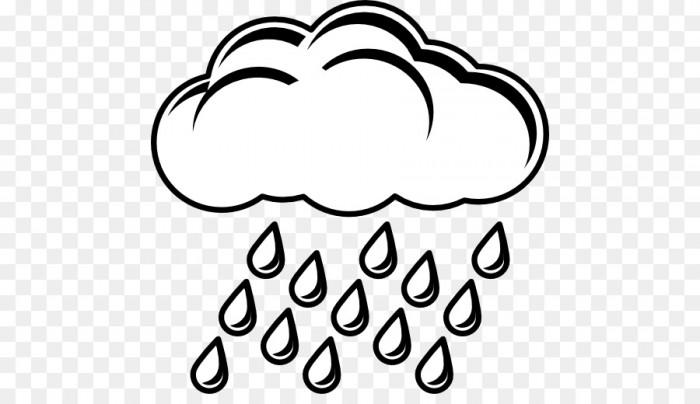 Rain Cloud Thunderstorm Clip Art Rainy Cliparts Png Download Rain.