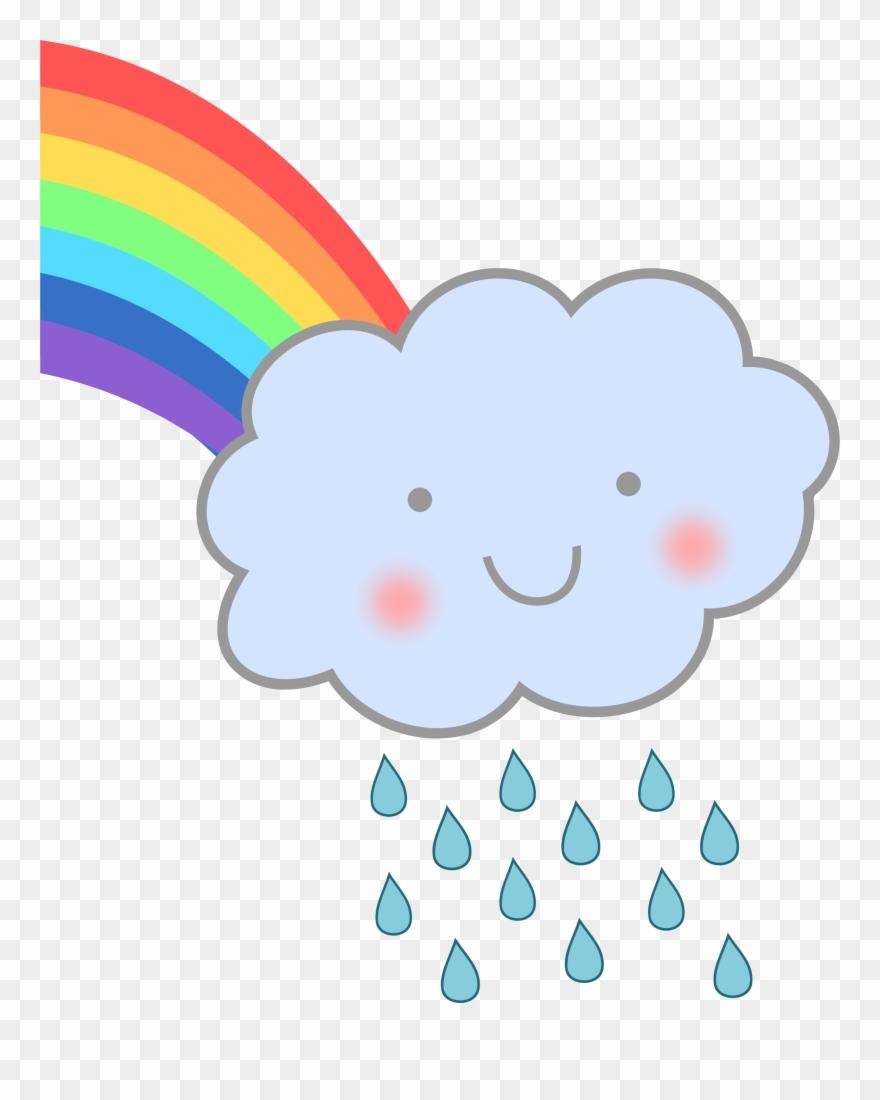 Clipartist Net Clip Art Cute Rain Cloud.