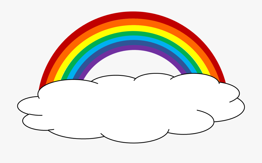 Color Clipart Cloud Party Pinterest.