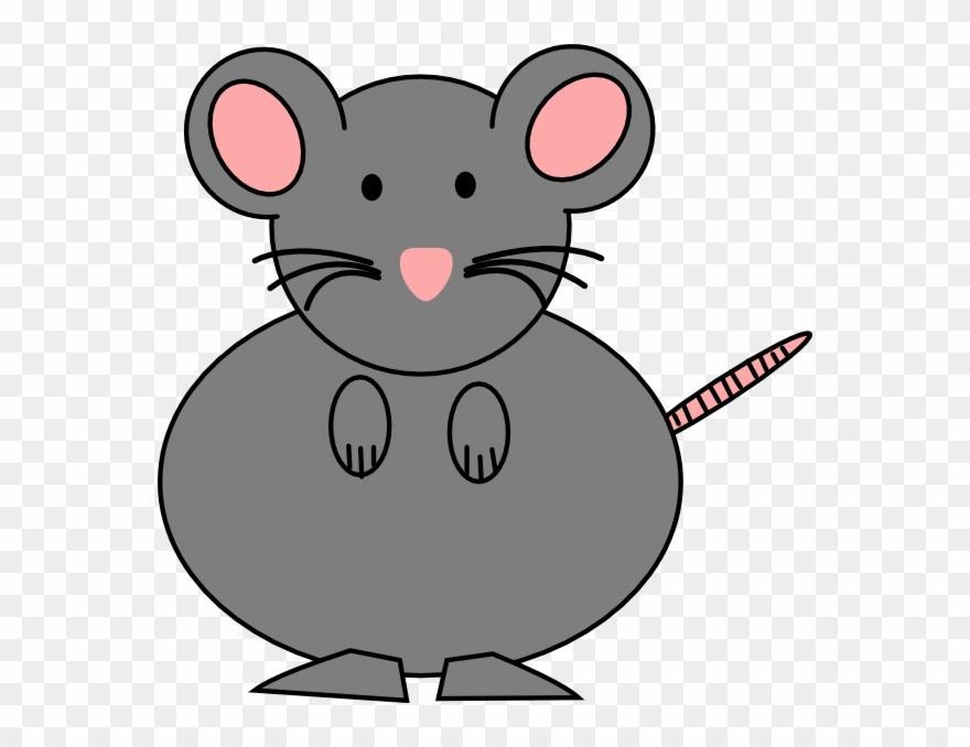 Pregnant Rat Clip Art.