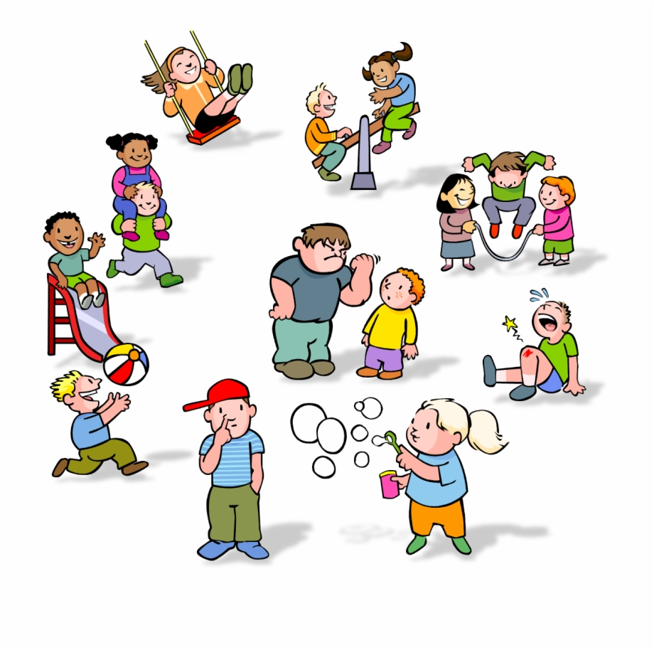 School Recess Graphic Freeuse Library.