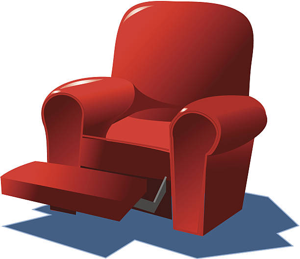 Best Recliner Chair Illustrations, Royalty.