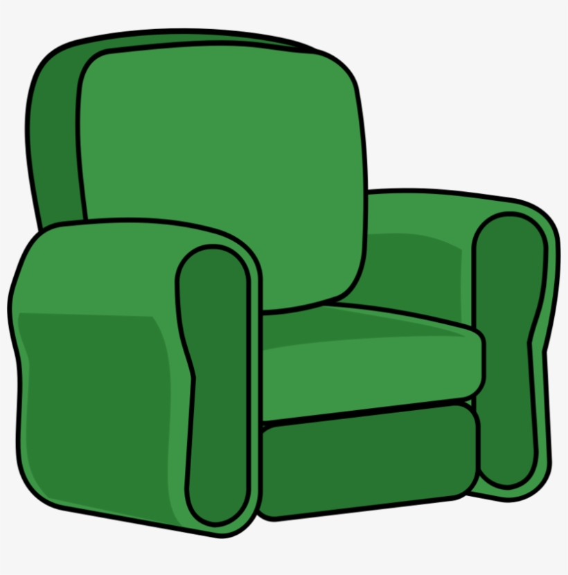 Chair Green Line.