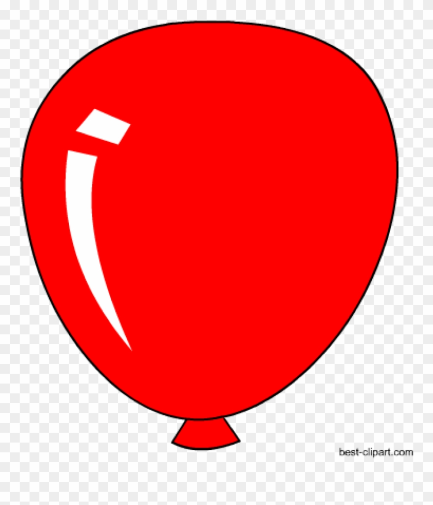 Red Balloon Clipart Free Balloon Clip Art Images Color.