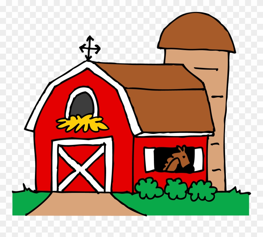 Barn Clipart Free.