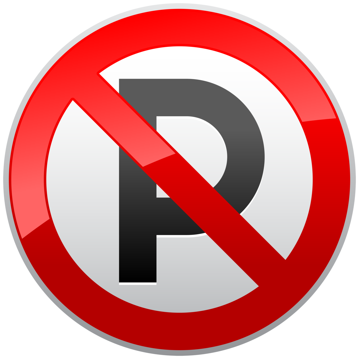 Prohibited clipart slash for free download and use images in.