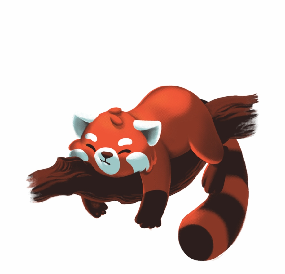Red Panda Clip Art Free PNG Images & Clipart Download #3067892.