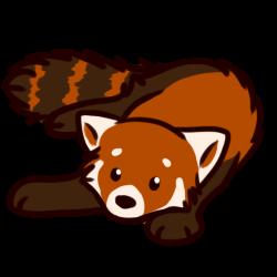 Cartoon,Illustration,Clip art,Brown,Red panda,Brown bear,Cap.