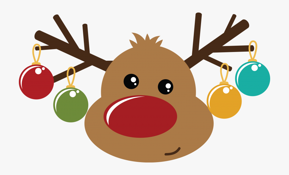 Reindeer Clip Art Library.