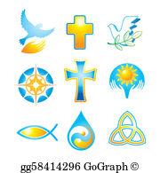 Religious Clip Art.