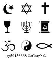 Religious Symbol Clip Art.