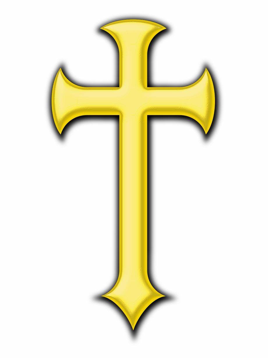 Christ Christian Cross Jesus Png Image.
