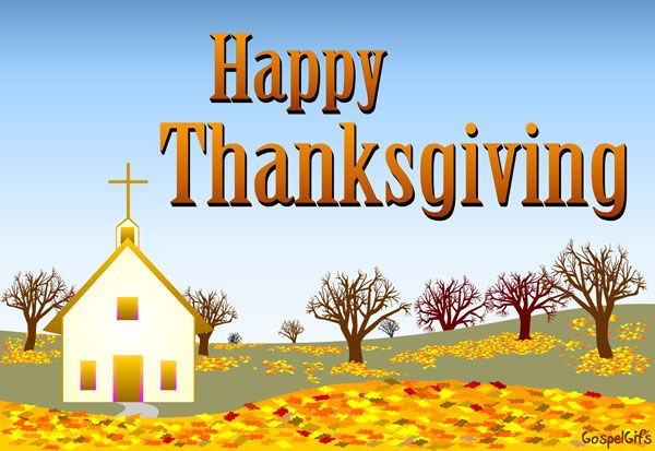 Religious Thanksgiving Clipart HD.