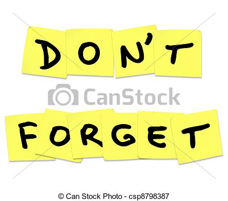 Reminder Clipart and Stock Illustrations. 101,932 Reminder vector.