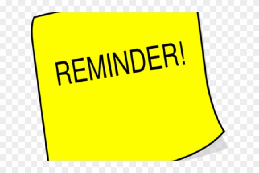 Homework Clipart Reminder, HD Png Download.