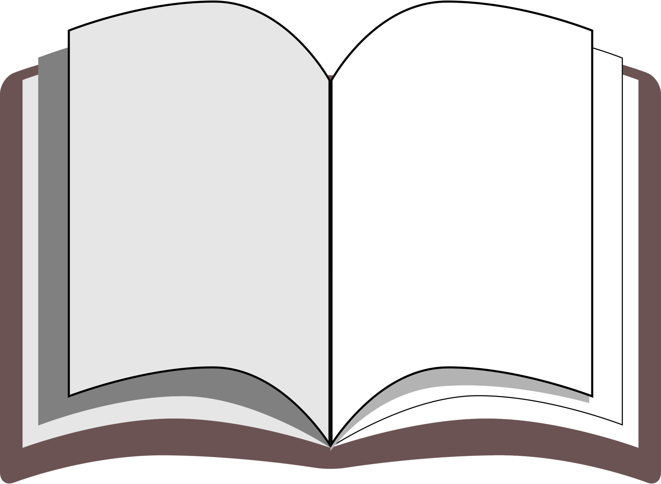 Open Books Png Clipart Free to use Clip Art Resource.