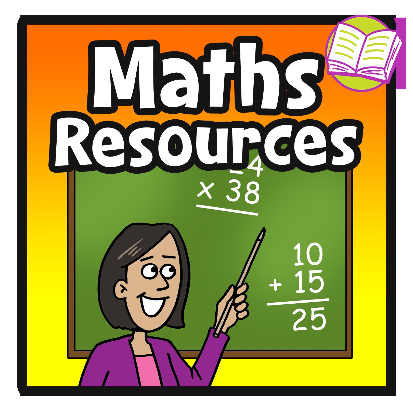 Math Teacher Cliparts.