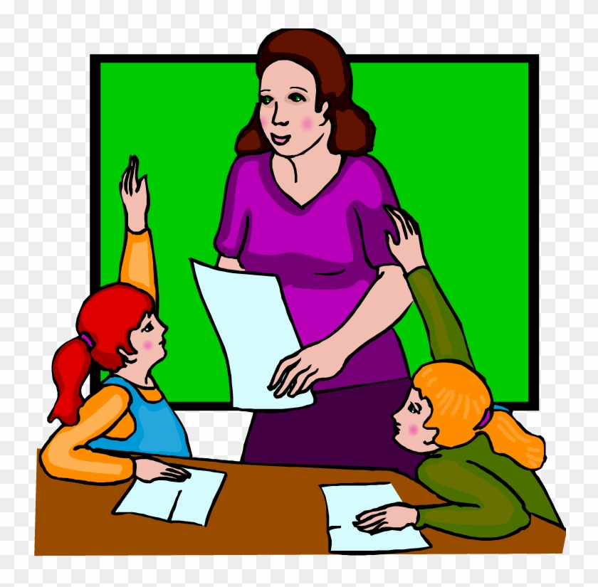 Students Respect Teachers Clipart.