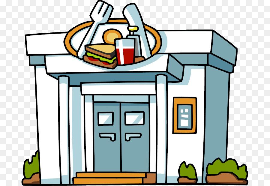 Cafeteria Restaurant Clip Art.