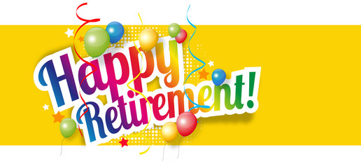 Graphics for happy retirement clip art.