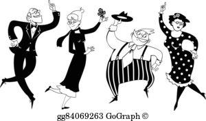 Retirement Party Clip Art.