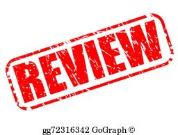 Review Clip Art.
