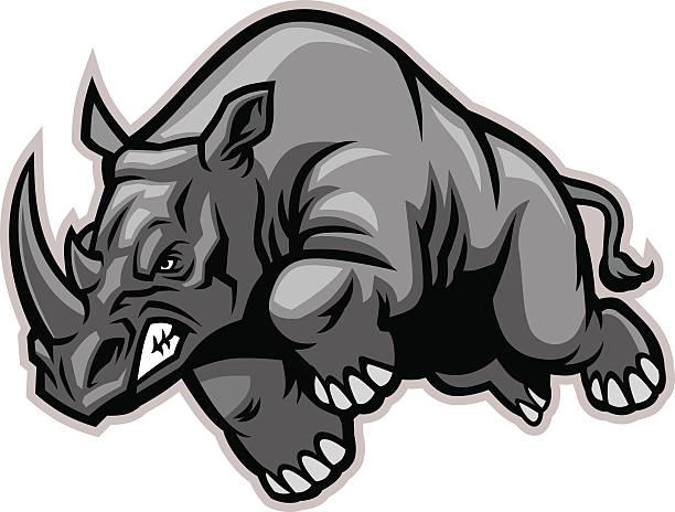 Best Rhinoceros Illustrations, Royalty.