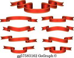 Ribbon Clip Art.