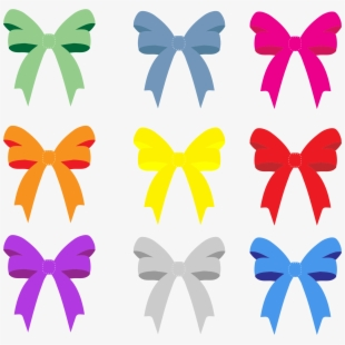 Freeuse Download Clipart Ribbons And Bows.