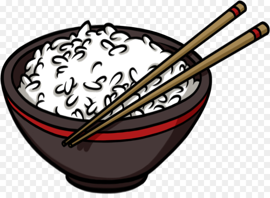 Fried Rice clipart.