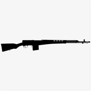 Rifle Clipart M4a1.