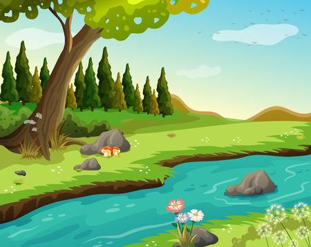 110,786 River Stock Illustrations, Cliparts And Royalty Free River.