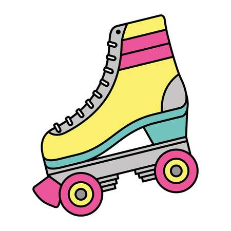 6,198 Roller Skating Cliparts, Stock Vector And Royalty Free Roller.