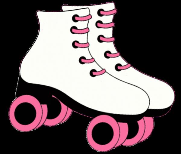 Roller Skate Clip Art cakepins.com.