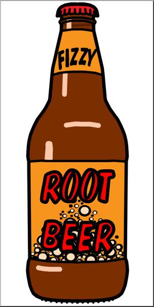 Clip Art: Root Beer Color I abcteach.com.