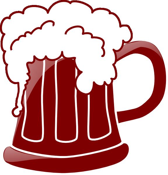 Root Beer Float Clip Art free image.