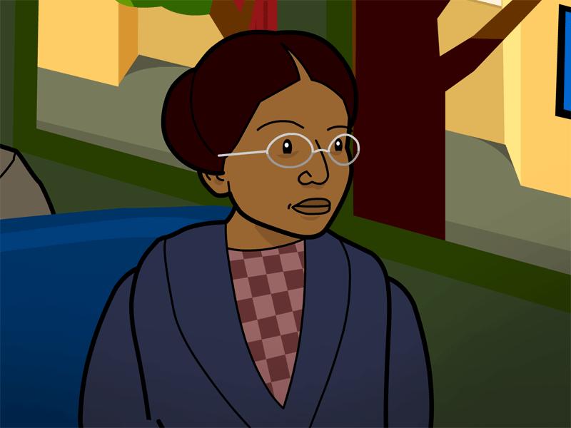 66+ Rosa Parks Clipart.