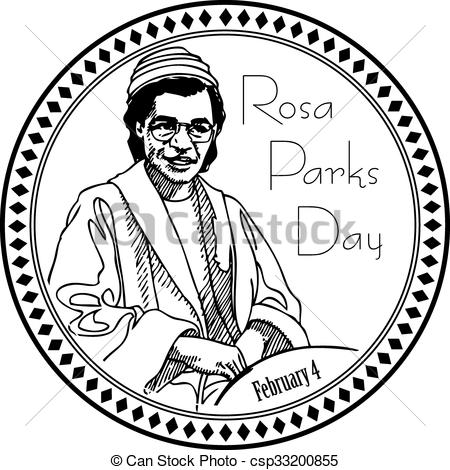 Rosa Parks Day.